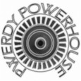 Pwerdy-Powerhouse Logo